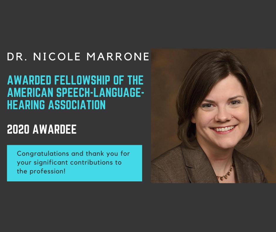 Nicole Marrone, PhD