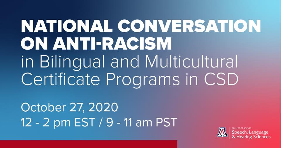 National Conversation on Anti-Racism
