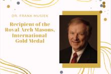 Frank Musiek honor