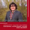 Armando Ramirez Centennial Award Recipient