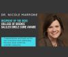 Nicole Marrone, recipient of CoS Curie Award